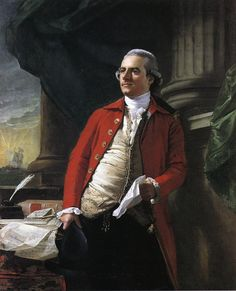 Elkanah Watson, 1782, John Singleton Copley.