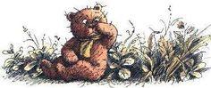 Винни-Пух Бориса Диодорова Teddy Bear, Animals, Animales, Animaux, Teddy Bears, Animal, Animais