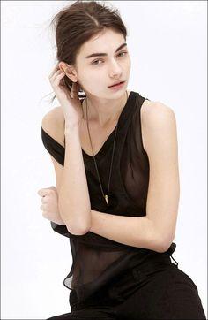 tonya vasylchenko (re)joined whynot models milan