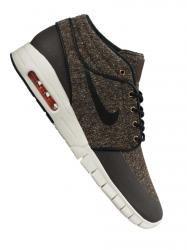 Nike SB Stefan Janoski Max Mid baroque brown/black-lsr