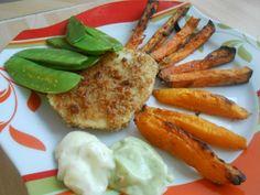 Vegan CooKing: Sellerie-Schnitzel mit ''Etwas anderen Pommes''