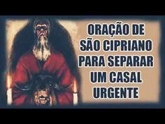 Poderosa oração de São Cipriano afastar rival. - YouTube Youtube, Pregnant Diet, Arguing Couples, Motivational Quotes, Push Away, Simple Crafts, Cartomancy, Magick, Youtubers