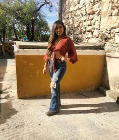Source by clothes country Cowboy Outfits For Women, Summer Cowgirl Outfits, Cowboy Boot Outfits, Cowgirl Style Outfits, Western Outfits, Fiesta Outfit, Mexican Outfit, Teen Fashion Outfits, Trendy Outfits