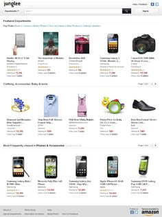 Amazon Introduces Junglee.com in India, A New Online Shopping Service by Amazon