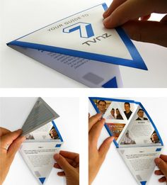Brochure design for your inspiration