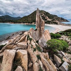 Sardegna-Punta Molentis-Villasimius