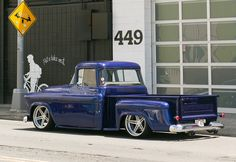 Well aloha, pretty truck! Esmond Takeshita's gorgeous '57 Chevy C-10 is LS3-powered and rides on a full TCI Engineering frame, RideTech Shockwaves air suspension, and Forgeline SC3C Concave wheels finished with Machined/Cleared centers and Polished outers. See more at: http://www.forgeline.com/customer_gallery_view.php?cvk=1558  ‪#‎Forgeline‬ ‪#‎SC3C‬ ‪#‎notjustanotherprettywheel‬ ‪#‎madeinUSA‬ ‪#‎Chevy‬ ‪#‎Chevrolet‬ ‪#‎C10‬