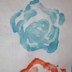 rose stamp, beauti rose