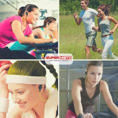 Evizian Wireless Bluetooth Headphones Noise Cancelling Headphones w/ Microphone [ Sports / Running / Gym / Exercise/ Sweatproof ] Wireless Bluetooth Earbuds Headset Earphones for iPhone 6 Plus, 5 4 and Android Bluetooth Earbuds Wireless, Noise Cancelling Headphones, Sports Headphones, Samsung Galaxy S5, Gym Workouts, Headset, Cell Phone Accessories, Orice, Mai