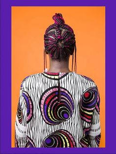 Medina Dugger Pays Homage To The Beauty Of Nigerian Hair In New Photo Series