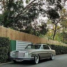 Mercedes Benz / Classic Car