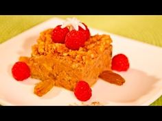 Scrumptious Raw Apple Cake - Ligia's Kitchen