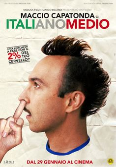 #MaccioCapatonda prova il grande schermo! Esce oggi #ItalianoMedio ...critica e risate Scheda film--> http://www.moowiz.it/index.php?pages=descrizione&film_id=90593&title=Italiano%20medio #cinema #cinemanews