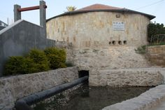 Elijah's spring, flowing constantly, it provides mineral water to the region of Jericho -2 Kings 2:21-22 http://3.bp.blogspot.com/_AF2UWF6h3QE/TOgEtQLtJGI/AAAAAAAACiE/tocKppKOQnU/s1600/IMG_8563.JPG