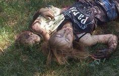 Ukraine kills its people