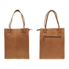 Simpel. Clean. Design. DSTRCT West End Shopper. #dstrct #shopper #cognac #bag #leather #tote