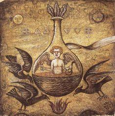 Alchemy:  An Alchemy artwork.