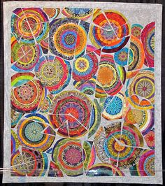 Art Quilts on Pinterest | Art Quilts, Quilt and Nancy Dell'olio