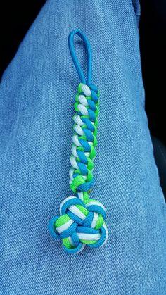 Star knot Keychain