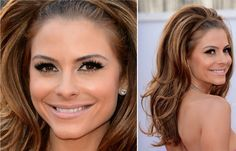 OSCAR 2013 - MARIA MENOUNOS - MAKE UP AND HAIR - MAQUIAGEM E CABELO - tudo make