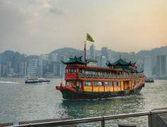 Hong Kong river by Ervelina Ivanova on 500px