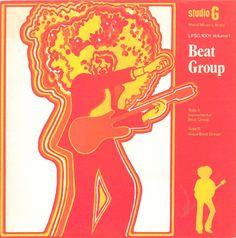 Various Artists - Beat Group (1970)