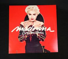 """Madonna """"You Can Dance"""" Promo ・・・ #ebay #ebaystore #reseller #ebayreseller #resellercommunity #ebaylife #sale #auction #instagood #giftidea #giftideas #thriftstorefinds #freeshipping #shopsmall #thrifted #forsale #thrifting #ecommerce #thrifter #onlineseller #antique #antiques #collectibles #collector #vintage #retro #vinyl #madonna #promo #record ・・・ https://www.ebay.com/itm/Madonna-You-Can-Dance-Sire-Records-1-25535-Vintage-Vinyl-Cover-Slot-Cut-PROMO-/282889175244"""