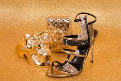 CANDYFORNIA STUDIO | POINTURE     #CandyforniaStudio #Pointure #Editorial #Studio #Shoot #StudioShoot #Fashion #CreativeDirection #RyanHoussari #photography #Shoes #Bags #Gold #Sparkle #Styling #Black #FashionPhotography #Candy
