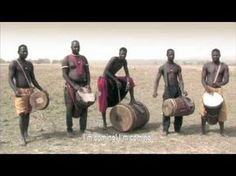 The beat of African drums always gets Beneatha to dance a traditional African…