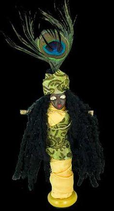 Oshun Santería Goddess Doll
