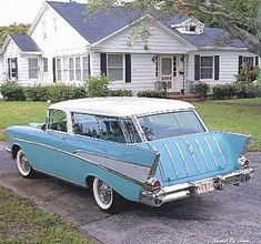 1957 chevy nomad - Google Search..Re-pin brought to you by #OregonInsuranceagents at #houseofinsurance in #EugeneOregon