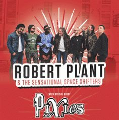 Robert Plant and The Sensational Space Shifters   The Mann Center