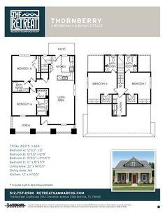 1000 Images About Retreat Cottages Amp Floor Plans On