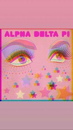 Alpha Chi Omega, Alpha Delta, Go Greek, Greek Life, Sorority Decorations, Bid Day, Pretty Designs, Little Gifts, Study Board