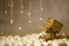 My first Danbo image. Inspired by: [link]§ion=&q=danbo Thanks you for all the favs and comments! Danbo, Cardboard Robot, Box Robot, Amazon Box, Cute Box, Little Boxes, Girl Wallpaper, Box Art, Cute Pictures