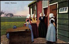 Postcard Photochromie D & N Serie 175 Nr.3079, Zeeland,Tracht♥Arnemuiden