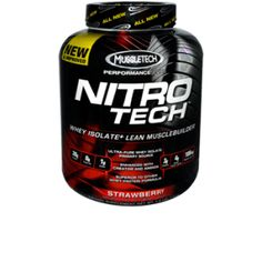 Getfitness.in exclusively offers Muscletech Nitro-Tech Pro-Series. It is a post workout #supplement that rapidly supplies amino acids to #muscle cells. Packed with  alanine, glycine and taurine, this supplement efficaciously builds and repairs muscles.