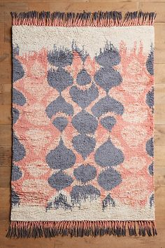 Pebbled Pond Rug - anthropologie.com