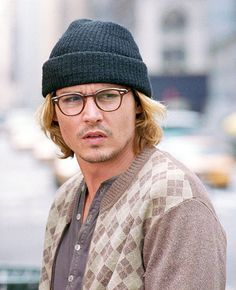 Johnny Depp in Secret Window
