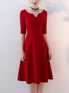 Shop Sexy Trending Dresses – Chic Me offers the best women's fashion Dresses deals Elegant Dresses, Beautiful Dresses, Casual Dresses, Awesome Dresses, Formal Dresses, Pretty Dresses, Long Dresses, Wedding Dresses, Red Dress Casual