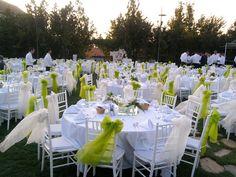 Atılım garden'da düğün organizasyonları...