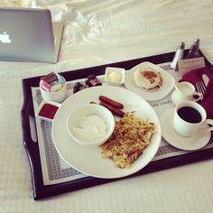 "Instagram @pslilyboutique ""The ultimate breakfast in bed. @ibakefilm 10.7.15 #anaheim #california #doubletree #doubletreebyhilton #nomnomnom #breakfast #forkyeah #foodie #food…"""