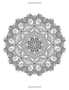 Mandala Coloring Book Vol 3: MJT Publishing, Penny Farthing Graphics: 9781494966409: Amazon.com: Books