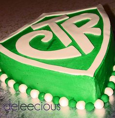 CTR cake Cupcakes, Cupcake Cakes, Beautiful Cakes, Amazing Cakes, Fondant Letters, Fancy Cakes, Love Cake, Kirchen, Creative Cakes