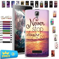 Hot ! Patterns UV Printed Soft TPU Case For Lenovo A2010 Cell phone Case For Lenovo A2010 Gel Case Back Cover Soft Case