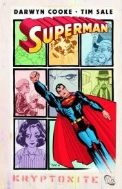 SUPERMAN Kryptonite TP Written by Darwyn Cooke Art and cover by Tim Sale The amazing story from SUPERMAN CONFIDENTIAL 1-5 and 11 by Darwyn Cooke (DC THE NEW FRONTIER) and Tim Sale (BATMAN THE LONG HALLOWEEN Heroes) is colle http://www.comparestoreprices.co.uk/january-2017-6/superman-kryptonite-tp.asp