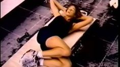 Cindy Crawford - The Next Challenge Workout (1990s), via YouTube.