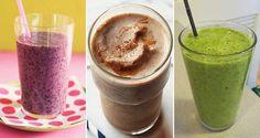 Dnes velmi populární smoothie nápoje jsou již u několika z nás klasikou na snídani nebo svačinu. Inspirujte se těmito recepty na smoothie nápoje, které nastartují vaše tělo a dokonce i shodíte pár kilo. Vegan Life, Raw Vegan, Vegan Vegetarian, Juice Smoothie, Smoothies, Low Carb Recipes, Healthy Recipes, Sweet And Salty, Healthy Drinks