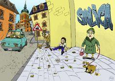 street dog cartoon - Google'da Ara