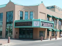 Craterian Theatre in downtown Medford  -(formerly known as the Ginger Rogers Theater because she lived in Medford for years).